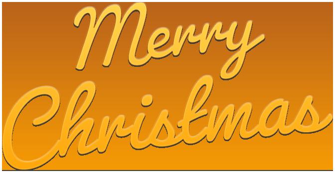 Genies Ultiate Gingerbread House Merry Christmas logo