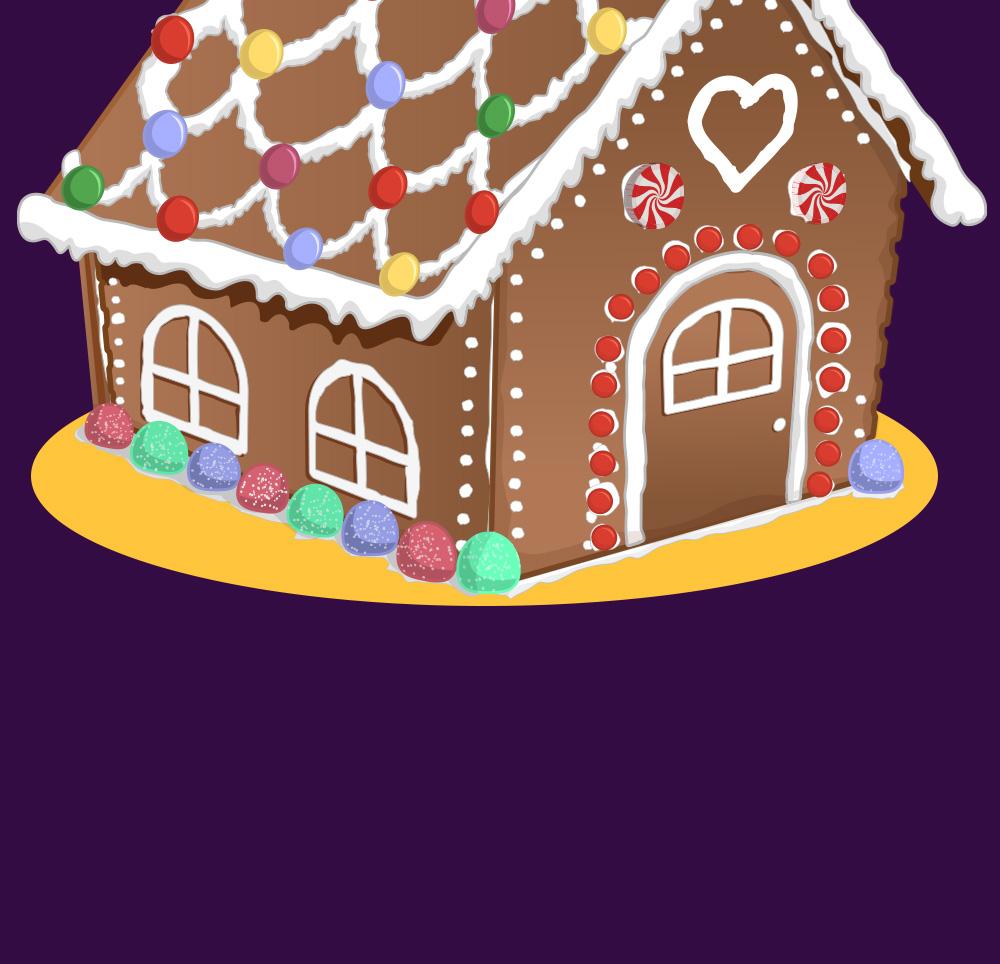 Genies Ultiate Gingerbread House